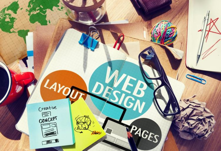 Attractive Website Design