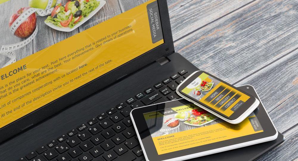 Mobile Web Design in Miami