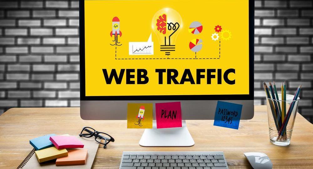 Promote Traffic to Website
